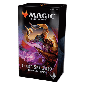 MTG Prerelease Pack : Core Set 2019 (M19)