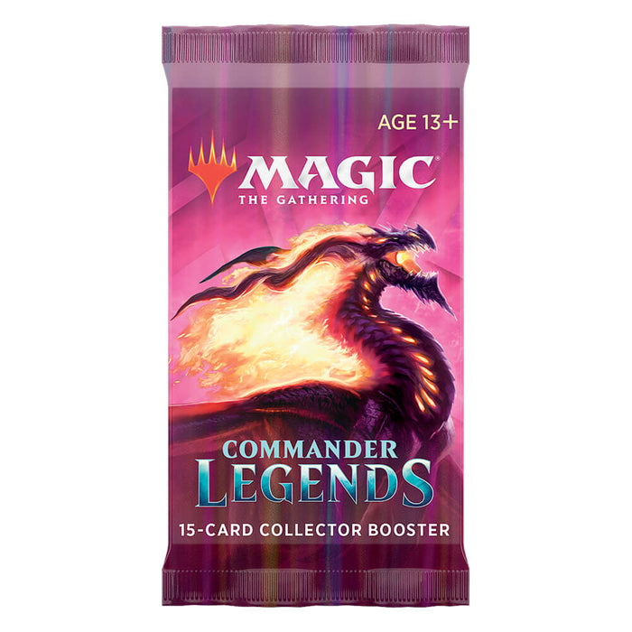 MTG Booster Pack Collector : Commander Legends (CMR)