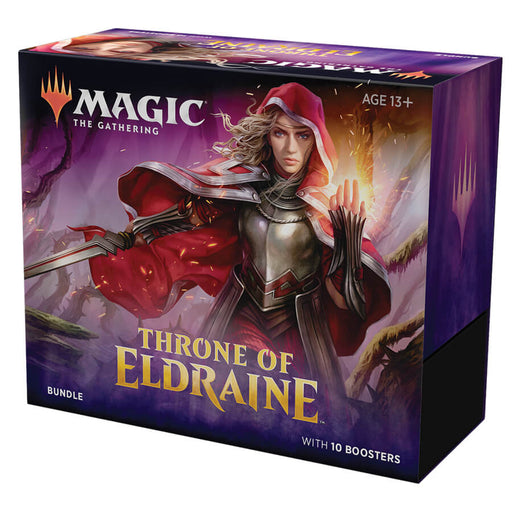 MTG Bundle : Throne of Eldraine (ELD)
