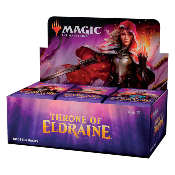 MTG Booster Box Draft (36ct) Throne of Eldraine (ELD)