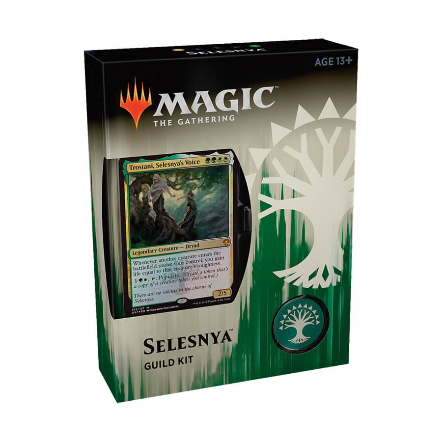 MTG Guild Kit (GRN) Selesnya