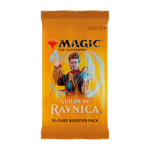 MTG Booster Pack Draft : Guilds of Ravnica (GRN)