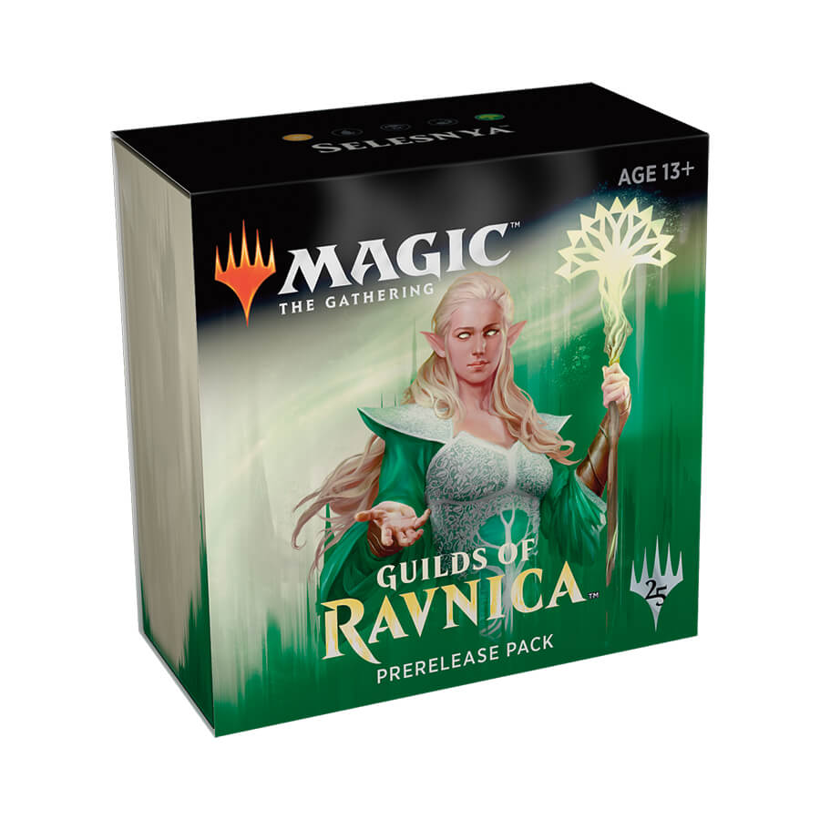 MTG Prerelease Pack : Guilds of Ravnica (GRN) Selesnya