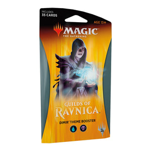 MTG Booster Pack Themed : Guilds of Ravnica (GRN) Dimir
