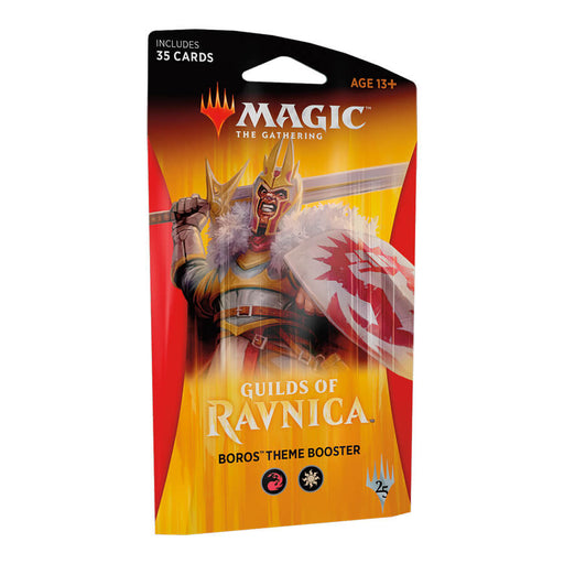 MTG Booster Pack Themed : Guilds of Ravnica (GRN) Boros
