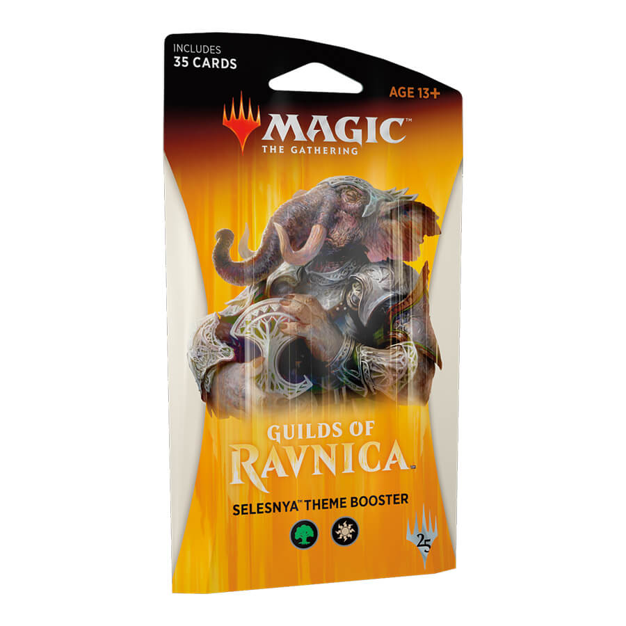 MTG Booster Pack Themed : Guilds of Ravnica (GRN) Selesnya
