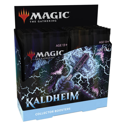 MTG Booster Box Collector's (12ct) Kaldheim (KHM)