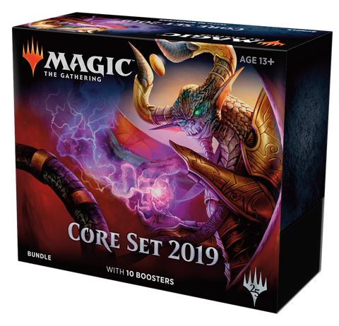 MTG Bundle : Core Set 2019 (M19)