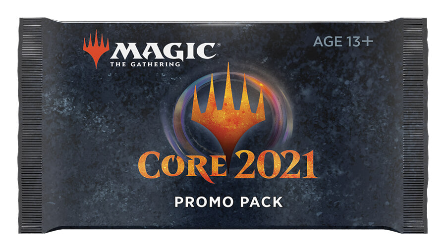 MTG Prerelease Pack : Core Set 2021 (M21)