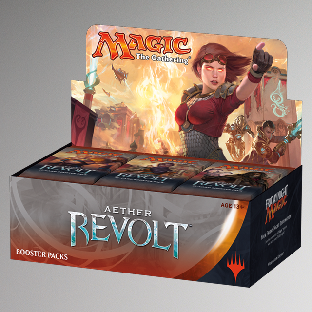MTG Booster Box (36ct) Aether Revolt (AER)