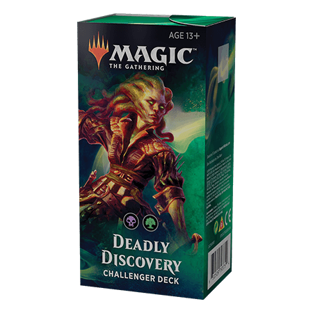 MTG Challenger Deck 2019 : Deadly Discovery