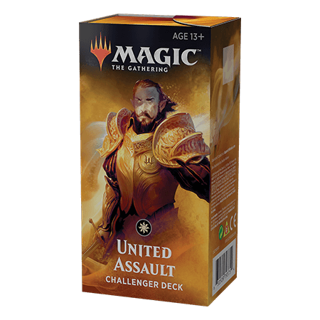 MTG Challenger Deck 2019 : United Assault