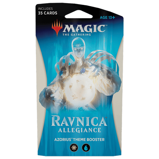 MTG Booster Pack Themed : Ravnica Allegiance (RNA) Azorius
