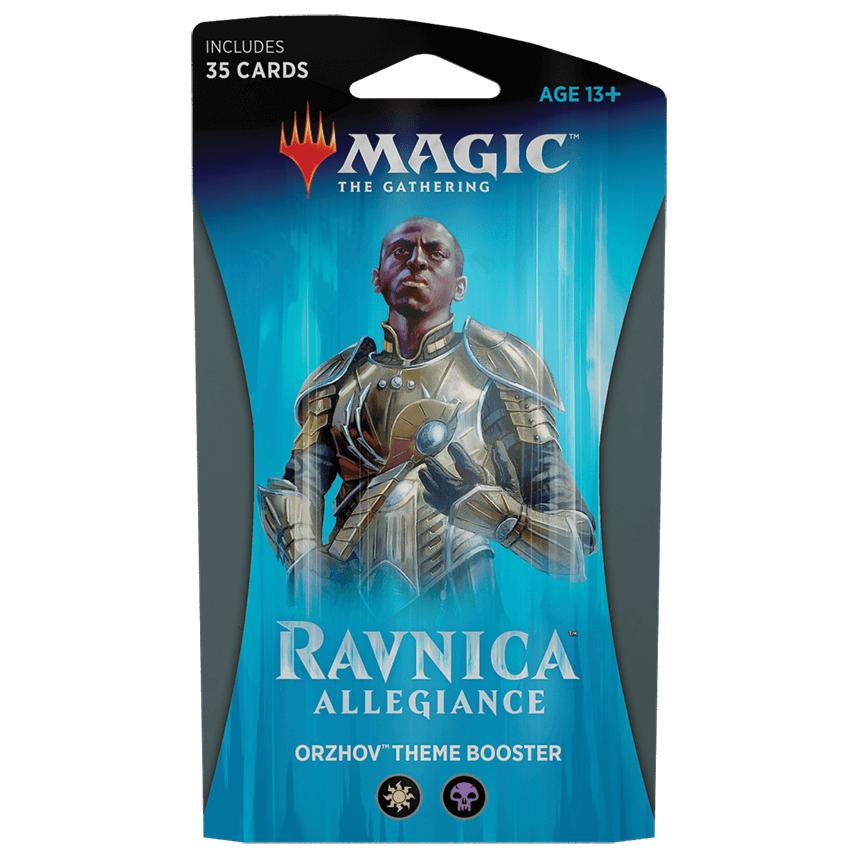 Mtg Booster Pack Themed Ravnica Allegiance Rna Orzhov Twenty Sided Store Add or to your mana pool. twenty sided store