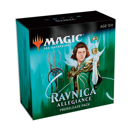 MTG Prerelease Pack : Ravnica Allegiance (RNA) Simic