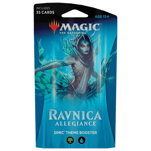 MTG Booster Pack Themed : Ravnica Allegiance (RNA) Simic