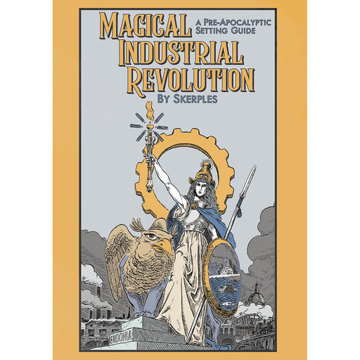 Magical Industrial Revolution