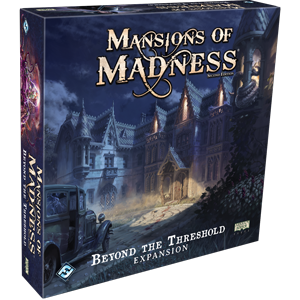 Mansions of Madness (2nd ed) Expansion : Beyond the Threshold