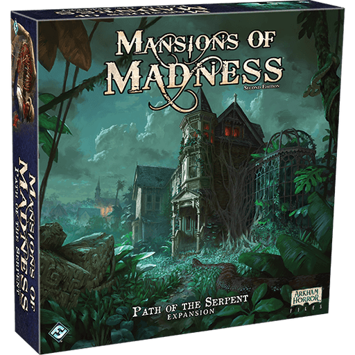 Mansions of Madness (2nd ed) Expansion : Path of the Serpent