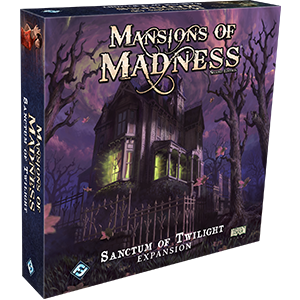 Mansions of Madness (2nd ed) Expansion : Sanctum of Twilight