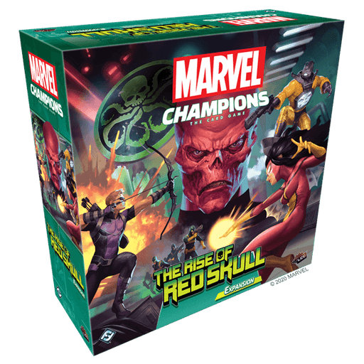 Marvel Champions LCG Expansion : Rise of Red Skull