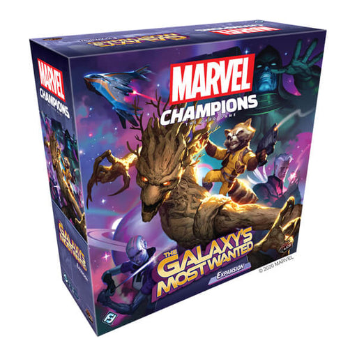 Marvel Champions LCG Expansion : The Galaxy's Most Wanted