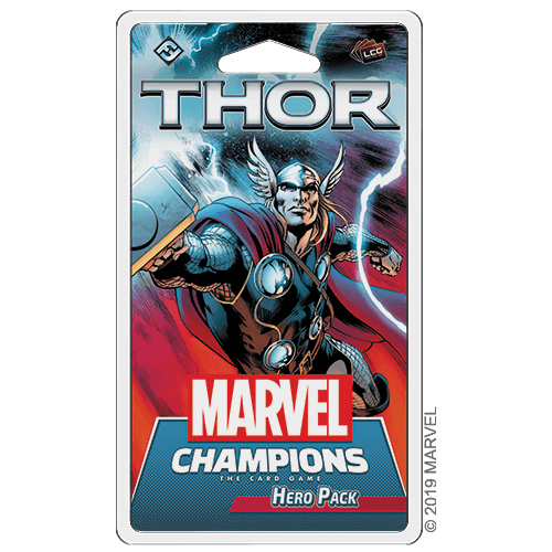 Marvel Champions LCG Hero Pack : Thor