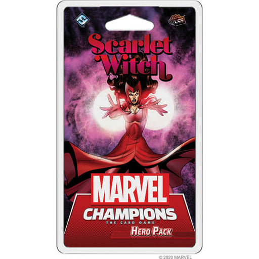 Marvel Champions LCG Hero Pack : Scarlet Witch