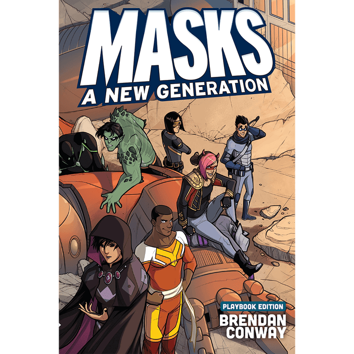 Masks A New Generation