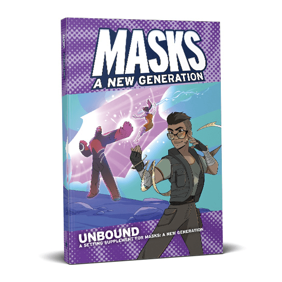 Masks A New Generation : Unbound