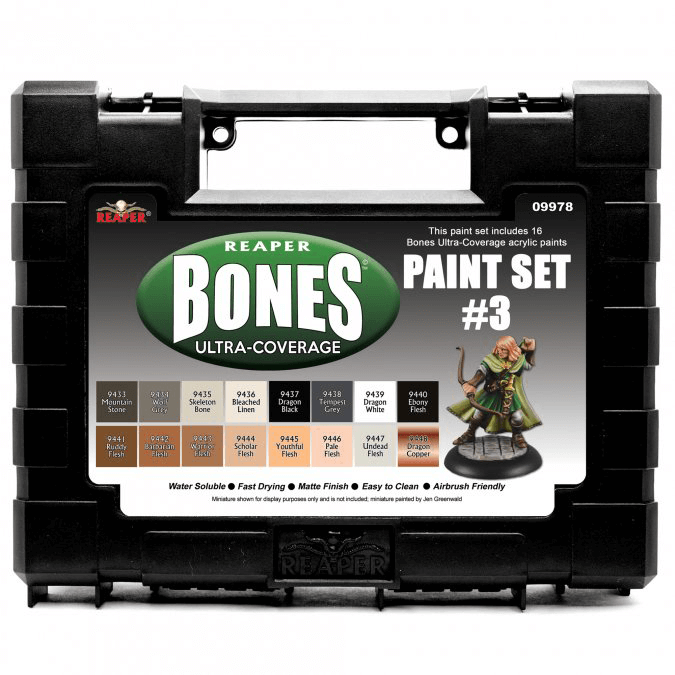 Paint Set Reaper 09978 Master Series #3