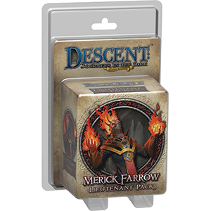 Descent Journeys in the Dark Expansion : Merick Farrow