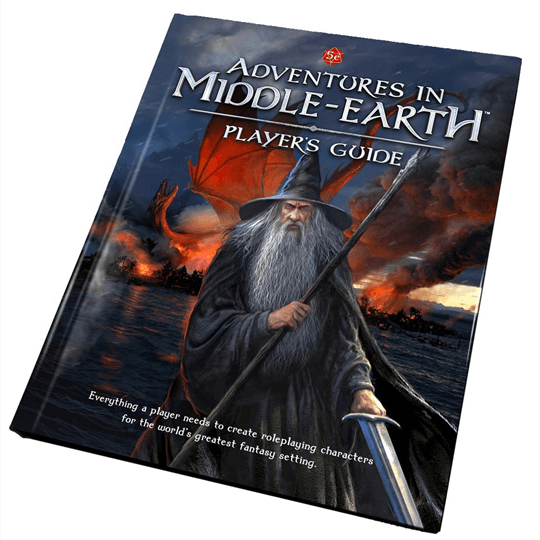 D&D (5e) Adventures in Middle-Earth Player's Guide