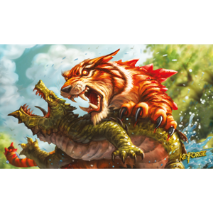 Playmat KeyForge : Mighty Tiger