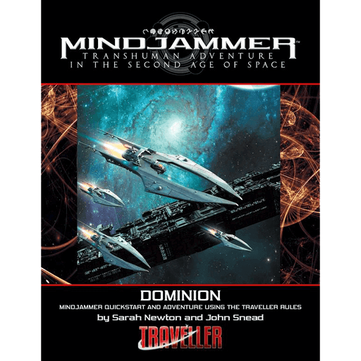 Mindjammer Quick Start Rules