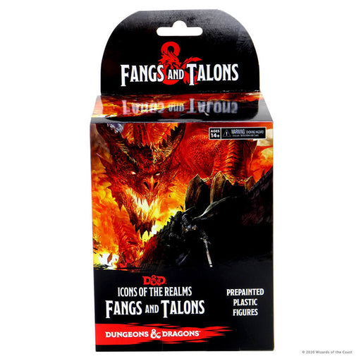 Mini - D&D Icons of the Realms Booster : Fangs and Talons