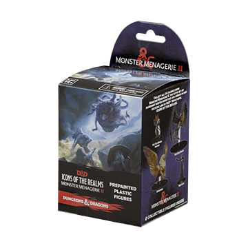 Mini - D&D Icons of the Realms Booster : Monster Menagerie 2