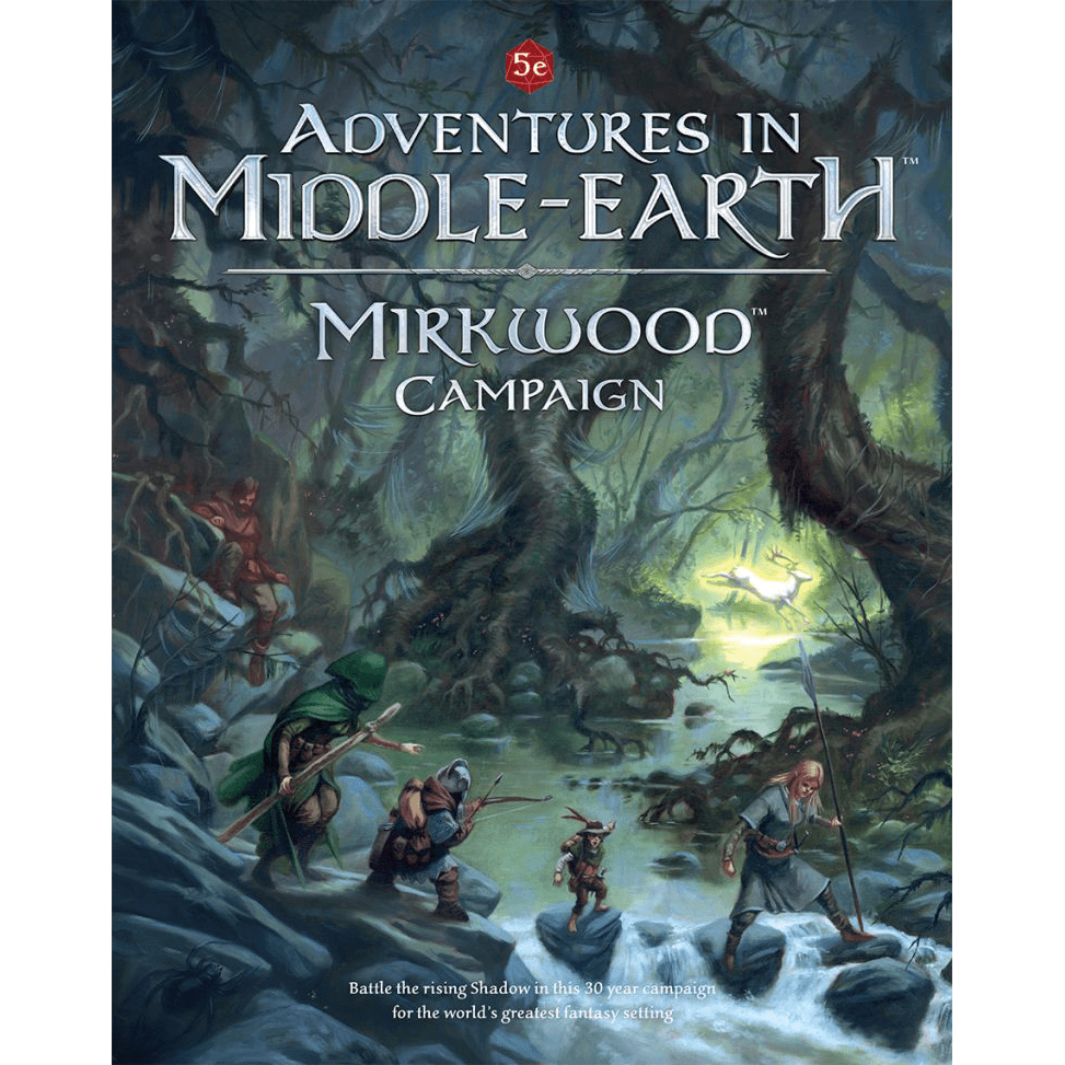 D&D (5e) Adventures in Middle-Earth Campaign : Mirkwood
