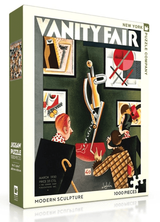 Puzzle (1000pc) Vanity Fair : Modern Sculpture