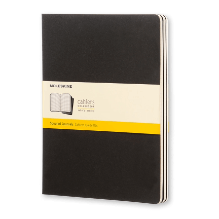 Notebook (7x9in Line) Cahier