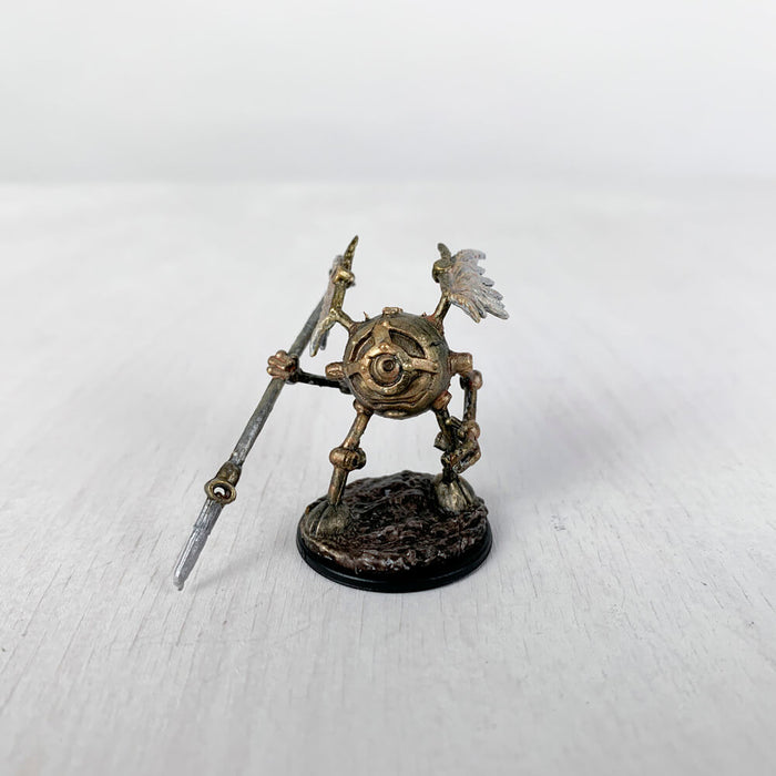 Pro Painted Miniature by Lauren Bilanko | Snitch The Giftmaker's Drone