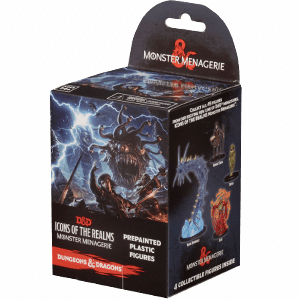 Mini - D&D Icons of the Realms Booster : Monster Menagerie 4
