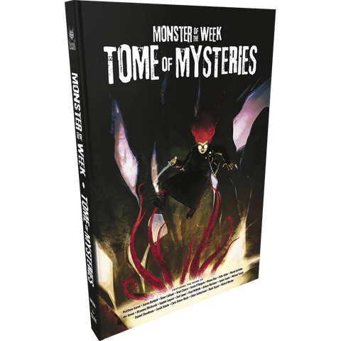 Monster of the Week : Tome of Mysteries