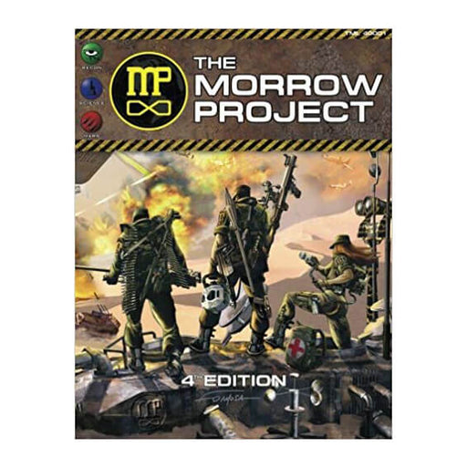 The Morrow Project (4th ed) Core Rulebook
