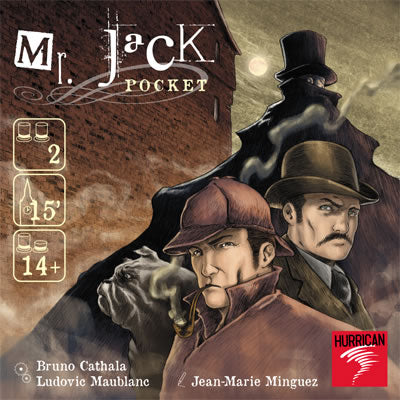 Mr. Jack Pocket (2017 ed.)