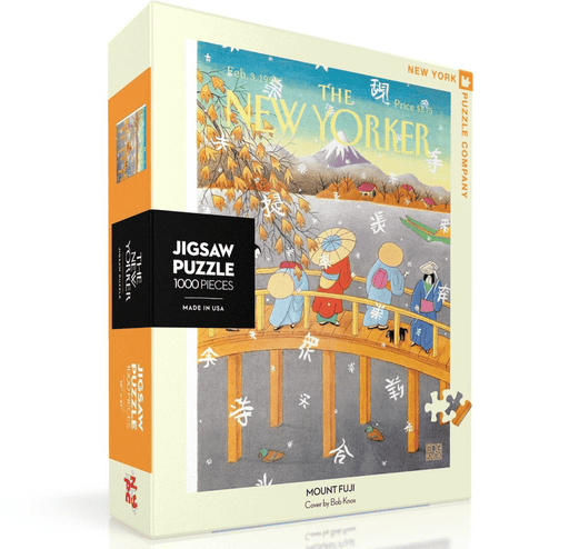 Puzzle (1000pc) New Yorker : Mt. Fuji