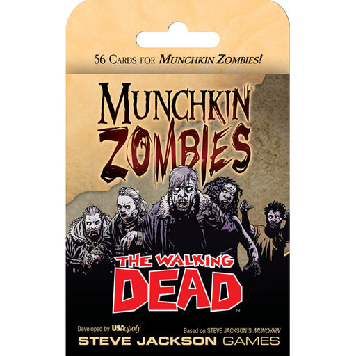 Munchkin Zombies Expansion : The Walking Dead