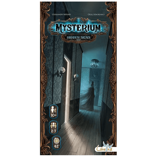 Mysterium Expansion : Hidden Signs