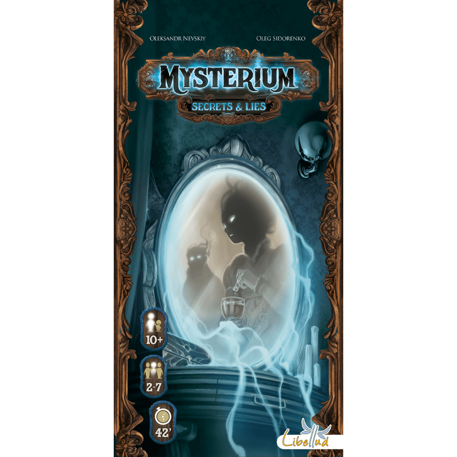 Mysterium Expansion : Secrets and Lies
