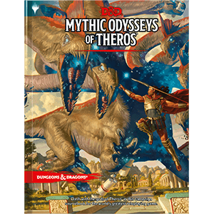 D&D (5e) Mythic Odysseys of Theros